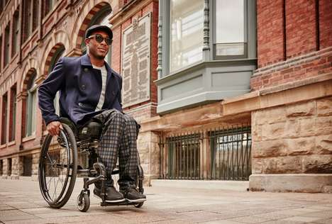 Accessible Clothing Companies - This Apparel Brand Designs Chic Clothing for Wheelchair Users