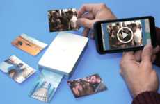 Video-Embedding Photo Printers - The LifePrint Lets You Embed Videos Inside Your Photos
