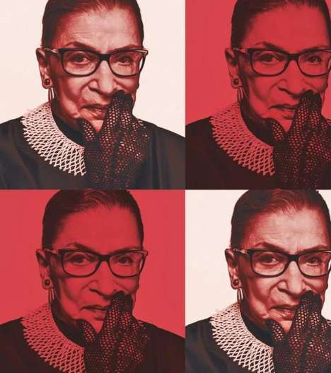 Essential Feminist Biographies - The Notorious RBG Book Traces the Life of Ruth Bader Ginsburg