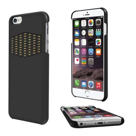 Wave-Blocking Phone Cases - The 'Pong' iPhone 6S Protection Case Blocks Electromagnetic Radiation