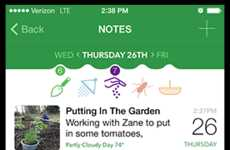 Digital Garden Assistants - The Bonnie Plants 'HOMEGROWN' App Offers Tips, Tricks and Advice