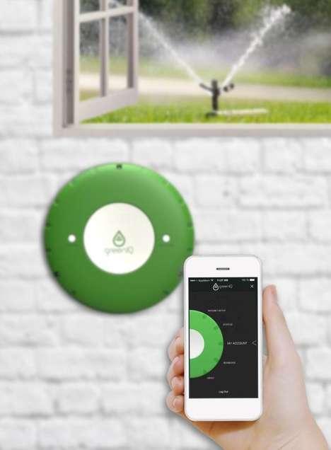 Water-Saving Gardening Gadgets - The GreenIQ Smart Garden Hub Conserves Water and Tracks Sunlight