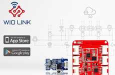 IOT Device Hubs - The Wio Link Open Source Development Solution Connects Devices