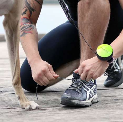 Hands-Free Canine Leashes - The Lishinu Device Lets Pet Owners Walk Dogs With Their Wrist