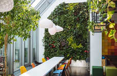 Playground-Inspired Green Offices