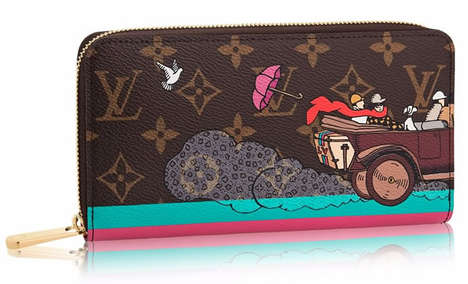 23 Gifts for Louis Vuitton Fans - From Blue-Hued Luxury Accessories to Opulent Grocery Bags