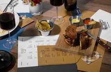 Mediterranean Restaurant Branding - Bokeria Brings Mediterranean Cuisine to Mexico City