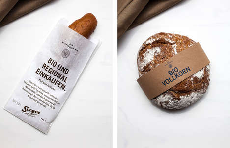 Austrian Bakery Branding - The New Branding for Sorger Bakery Combines Tradition with Modernity