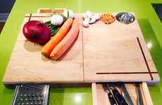 Multifunctional Cutting Boards