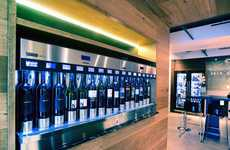 Futuristic Liquor Stores - Toronto's EnoStore Makes Shopping Trips Experiential for Wine Lovers