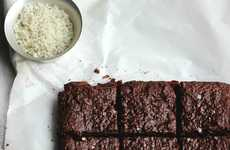Vegan Sesame Seed Brownies - This Recipe Provides a Great Way to Celebrate National Brownie Day