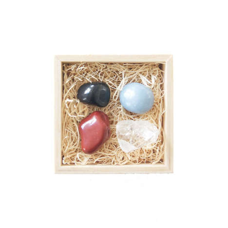 Festive Crystal Sets - Little Box of Rocks' Crystals for Christmas are Made for the Naughty and Nice