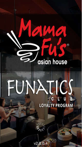 Asian Food Fiend Apps - Mama Fu's 'Funatics' App Makes Asian Fusion Dining Even More Rewarding