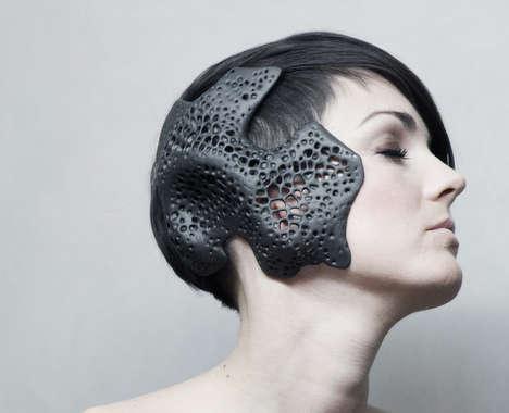 3D-Printed Facial Accessories