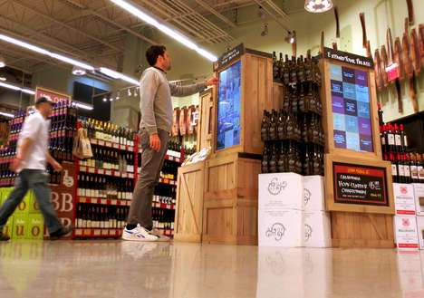 Futuristic Grocery Stores - Whole Foods' Store of the Future is Both Sensory and Tech-Savvy