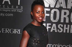 Lupita Nyong'o's LED Light Dress Was Coded by Young Girls Around the World