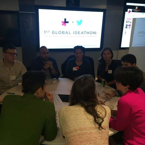 Feminist Brainstorming Initiatives - The HeForShe Global Ideathon Focused on College Campus Safety