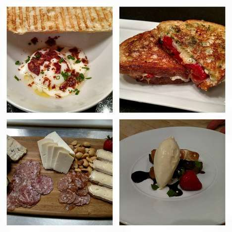 Charcuterie-Centric Bars - The Craft+Culture Bar Caters to Guests At the Renaissance Phoenix Hotel