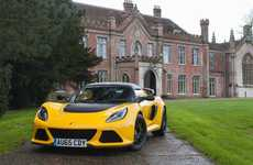 Lightweight Sports Cars - The Lotus Exige Sport 350 Offers Better Performance Than Its Predecessors