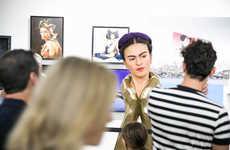 Lifelike Artist Sculptures - Kazuhiro Tsuji Recreates a Bust of Frida Kahlo Using Silicone and Resin