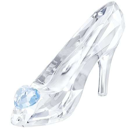 Disney Crystal Collections - Swarovski's Cinderella Crystal Collection Honors the Iconic Princess