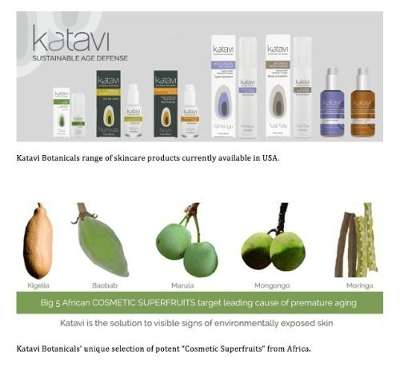 Superfruit Skincare Collections - The Katavi Skincare Range Packs the Best South Africa Ingredients