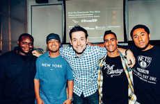 Entrepreneurial Hip-Hop Start-Ups - 'The Phat Startup' Inspires with Hip-Hop and Entrepreneurship