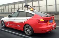 Autonomous Chinese Cars - Baidu's Driverless Car Can Deal With Complicated Chinese Road Conditions