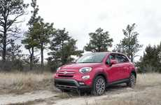 Compact Crossover Cars - The 2016 Fiat 500X Offers the Confidence Of a Much Larger Vehicle
