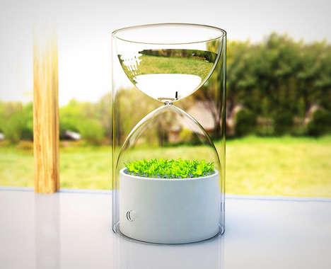 Tiny Hourglass Gardens