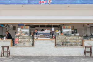 The 'Kiosk d'Asporto' Offers Beachgoers the Best of Italy in Australia