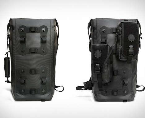 Modular Backpacks