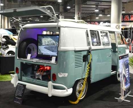 Electrified Classic Vans