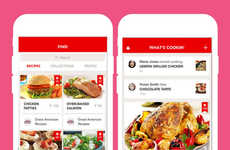 Social Cooking Platforms - The Hoorray! App Allows At-Home Chefs to Connect Over Culinary Passions