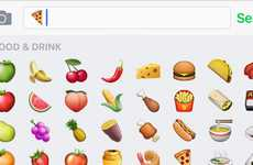 Emoji-Ordering Pizza Apps - Domino's Australia Now Lets Consumers Order Simply Using the Pizza Emoji