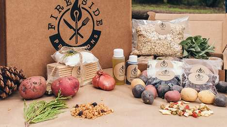 20 Food-Based Subscription Services - From Monthly Salami Boxes to Vegan Snack Subscriptions