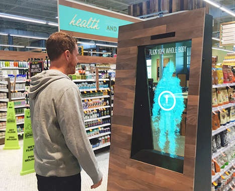 Intuitive Grocery Displays