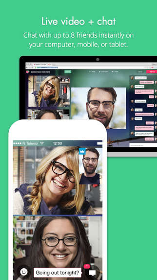 Simplified Video Conferencing Apps - This App Does Not Require Any Plugins or Installation