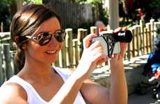 Professional Smartphone Lenses - The 'ExoLens' Telephoto Lens Makes Professional Snaps Simple