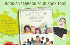 Tween Feminism Tours - The Rookie Yearbook Four Meetup is Hosted by Tavi Gevinson and Readers