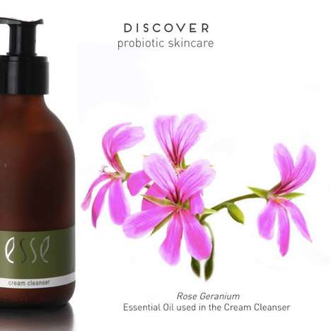 Organic Probiotic Skincare - The Esse Organic Skincare Brand is Based in South Africa