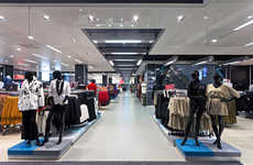 Upscale Discount Store Experiences - Primark Balances Low Prices with a High-End In-Store Experience
