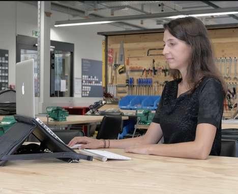 Ergonomic Laptop Satchels