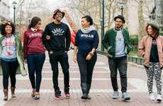 This Clothing Line Re-Imagines College Names After Black Leaders