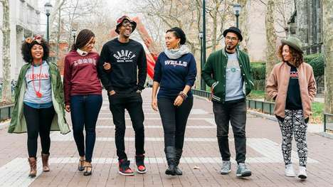 Racially Inclusive Sweaters - This Clothing Line Re-Imagines College Names After Black Leaders