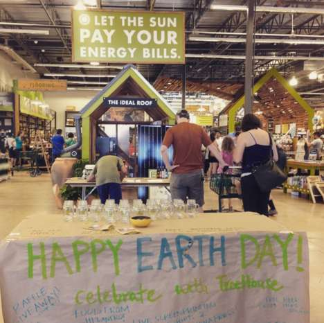 Eco Hardware Retailers - TreeHouse is a Home Improvement Company That Cares for the Environment
