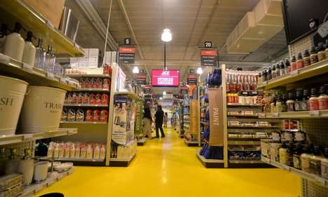 Collaborative Hardware Retailers - The Courts Megastore Combines Goods American and Asian Brands