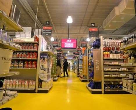 Collaborative Hardware Retailers