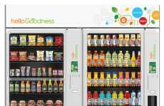 Healthy Food Vending Machines