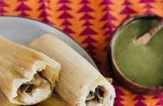 Cheesy Vegetarian Tamales